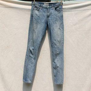 GAP 30T True skinny Jeans